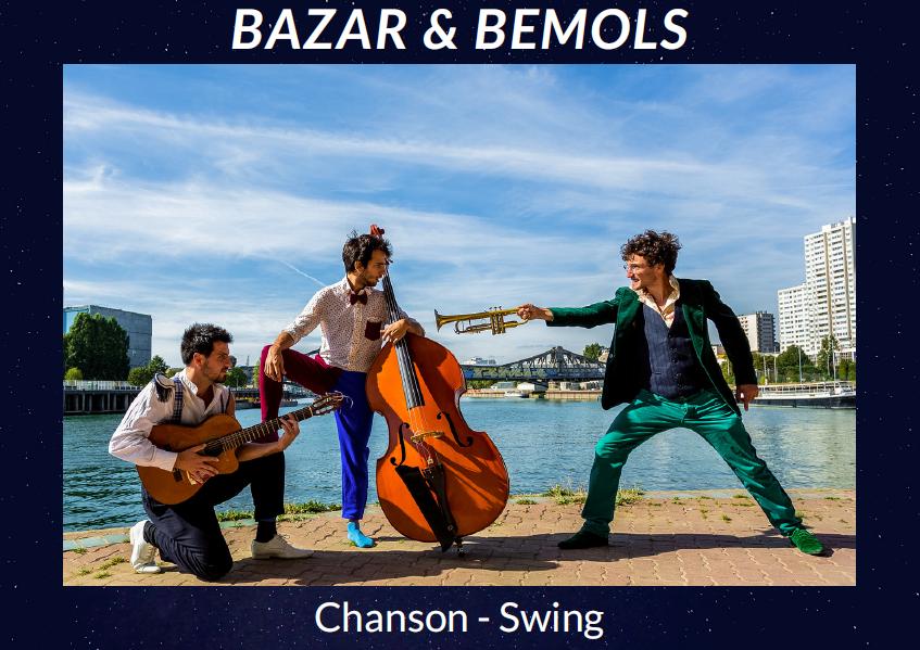 Parole Production - Bazar et Bémols