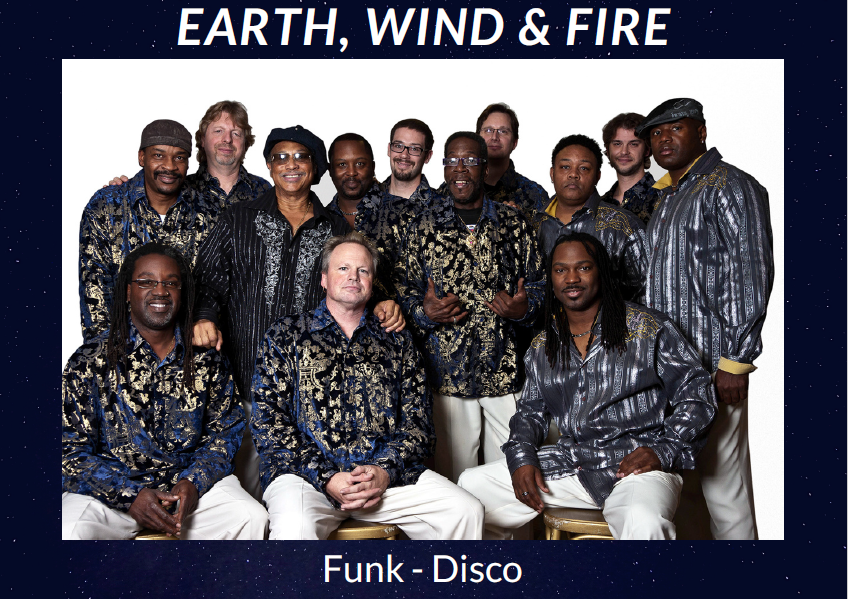 Parole Production - Earth, Wind and Fire