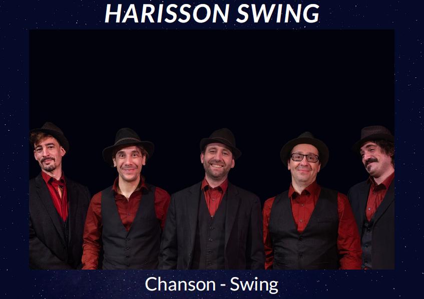 Parole Production - Harisson Swing