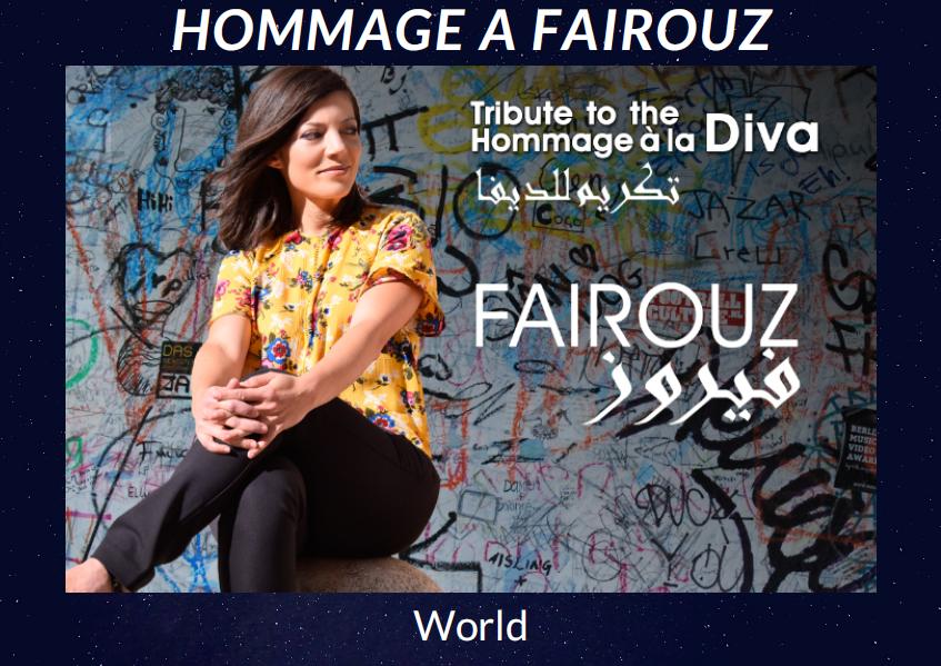 Parole Production - Hommage à la Diva Fairouz