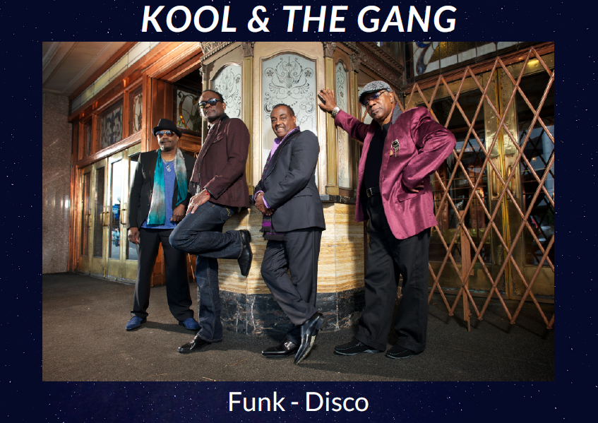 Parole Production - Kool and The Gang