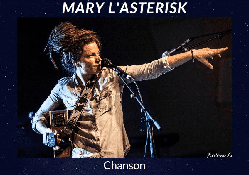 Parole Production - Mary L'Asterisk