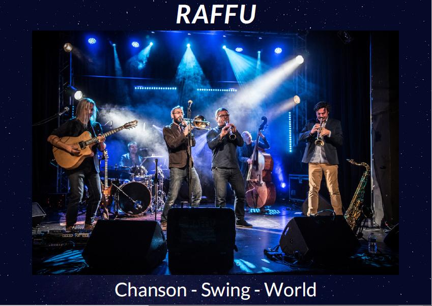 Parole Production - Raffu