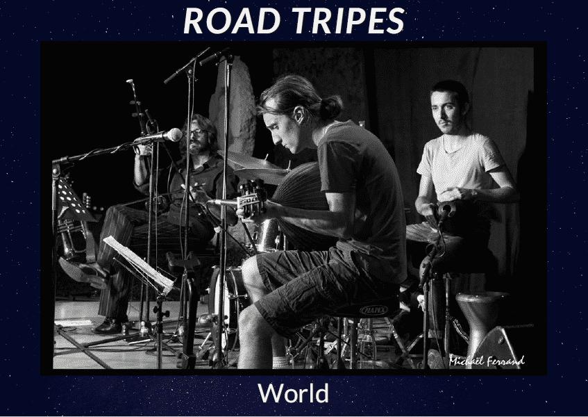 Parole Production - Road Tripes