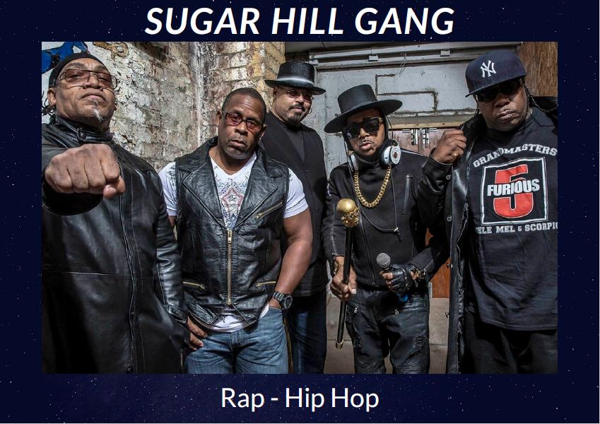 Parole Production - Sugar Hill Gang