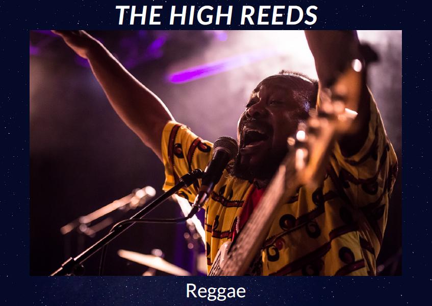 Parole Production - The High Reeds