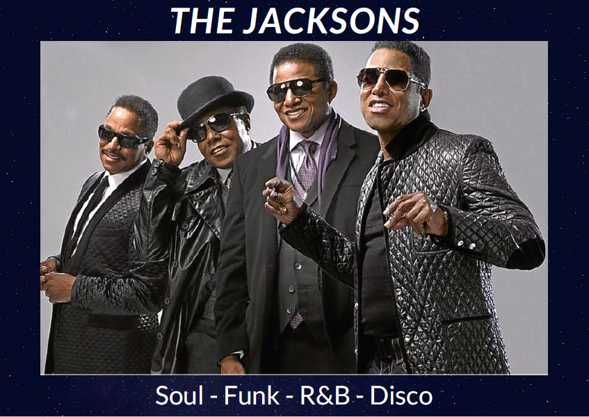 Parole Production - The Jacksons