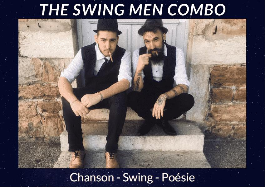 Parole Production - The Swing Men Combo