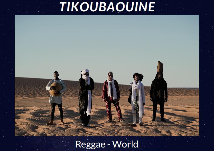 Parole Production - Tikoubaouine