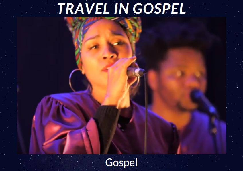 Parole Production - Travel in Gospel