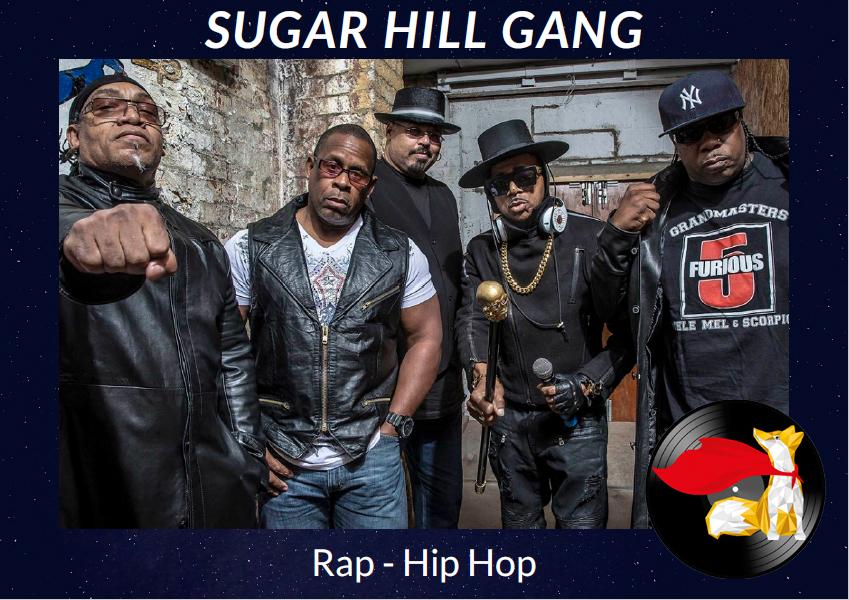 """SUGAR HILL GANG a-t-il vraiment inventé le rap avec son tube """"Rapper's Delight"""" ?"""