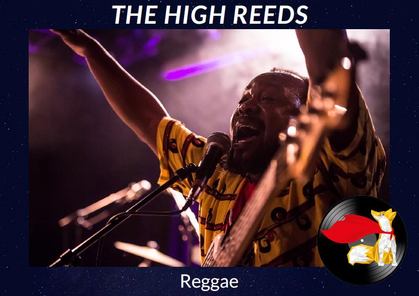 THE HIGH REEDS – Un son fédérateur dans la lignée des anglais de UB40